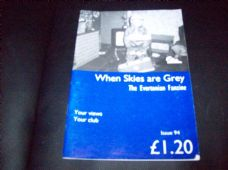 When Skies Are Grey, Issue 094